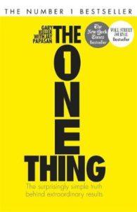 theonethingThe One Thing: Gary Keller